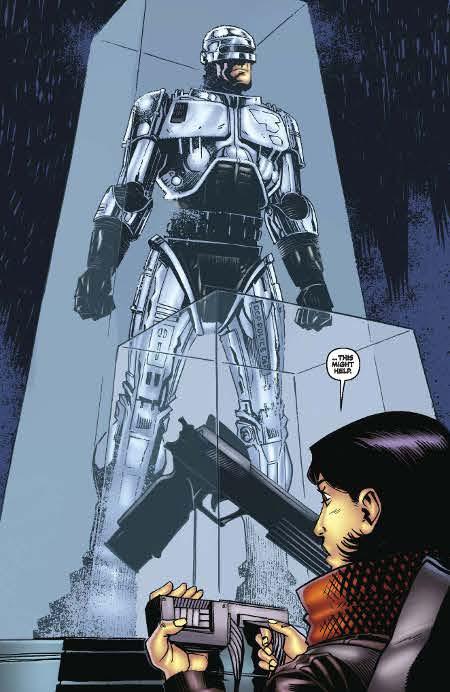 HQ Terminator Robocop Wallpapers | File 40.75Kb