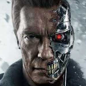 Nice Images Collection: Terminator Desktop Wallpapers