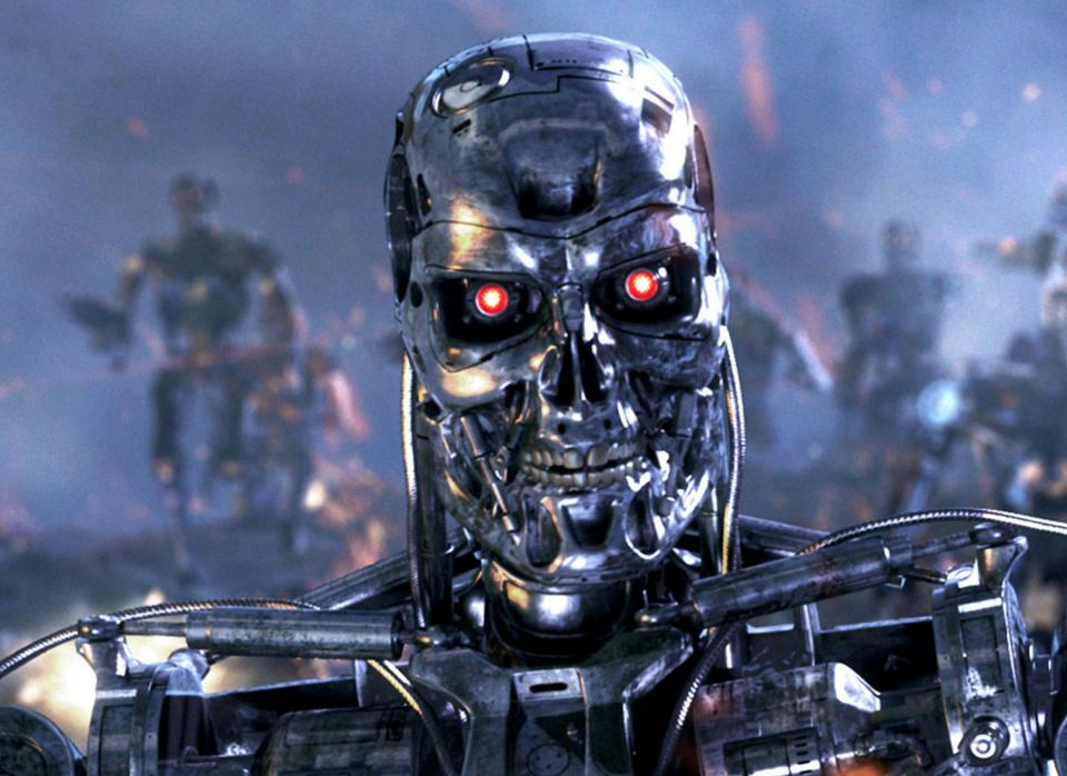 Terminator High Quality Background on Wallpapers Vista