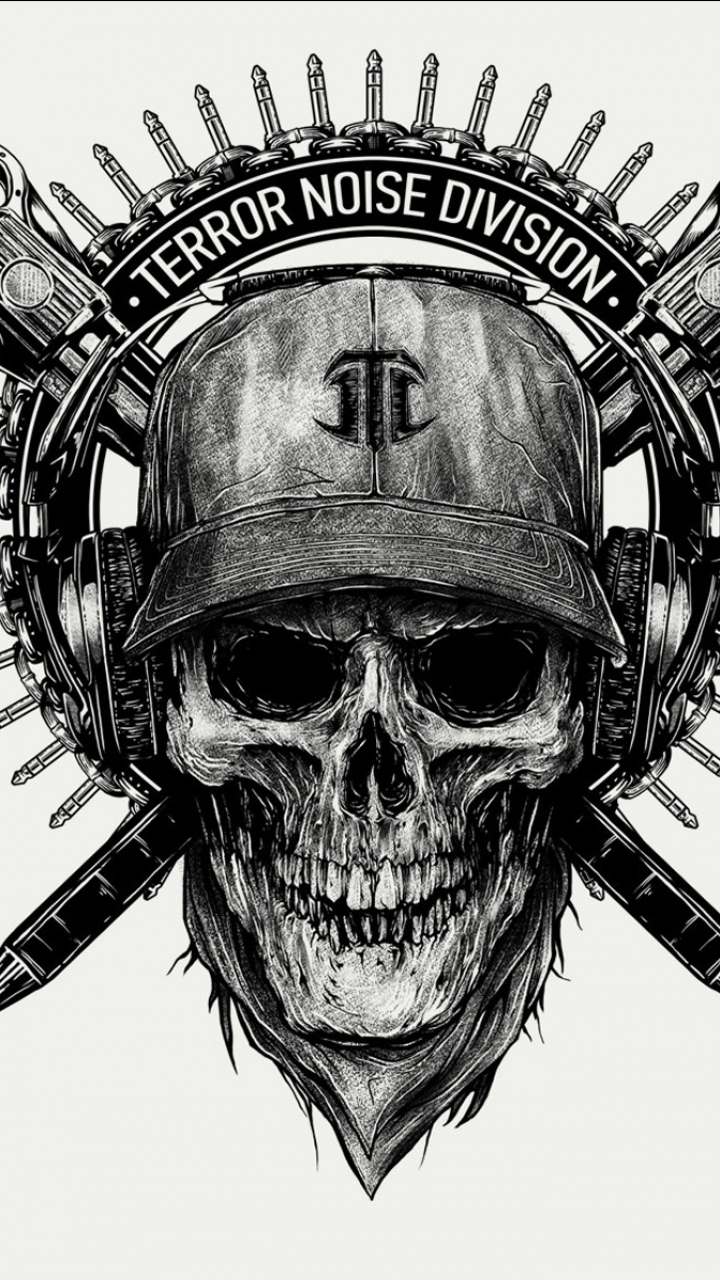Terror Noise Division High Quality Background on Wallpapers Vista