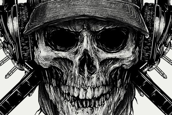 Nice Images Collection: Terror Noise Division Desktop Wallpapers