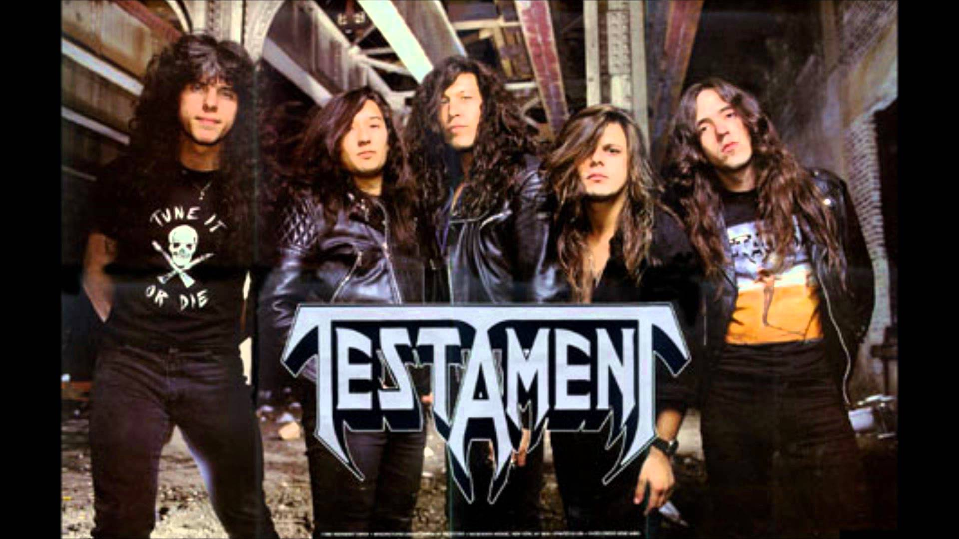 Testament Pics, Music Collection