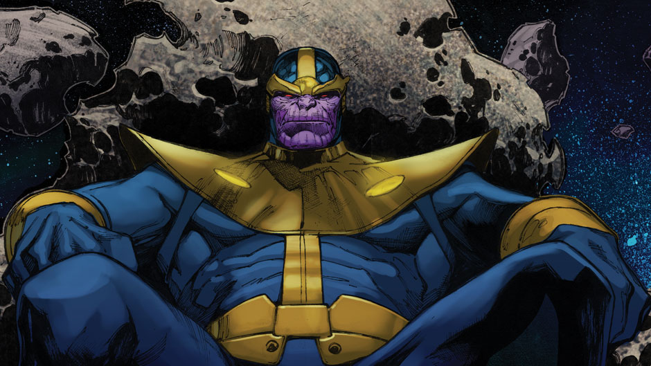 Nice Images Collection: Thanos Desktop Wallpapers
