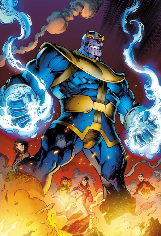 Nice wallpapers Thanos 560x819px