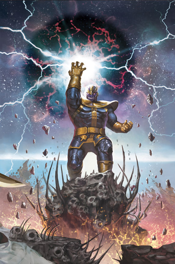 Nice wallpapers Thanos 572x863px