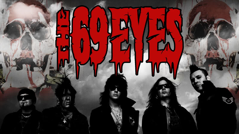 HQ The 69 Eyes Wallpapers | File 67.65Kb