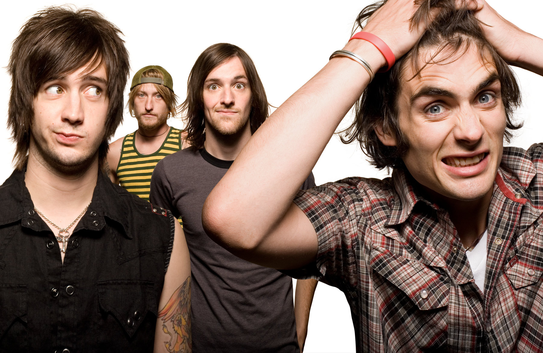 The All-american Rejects High Quality Background on Wallpapers Vista
