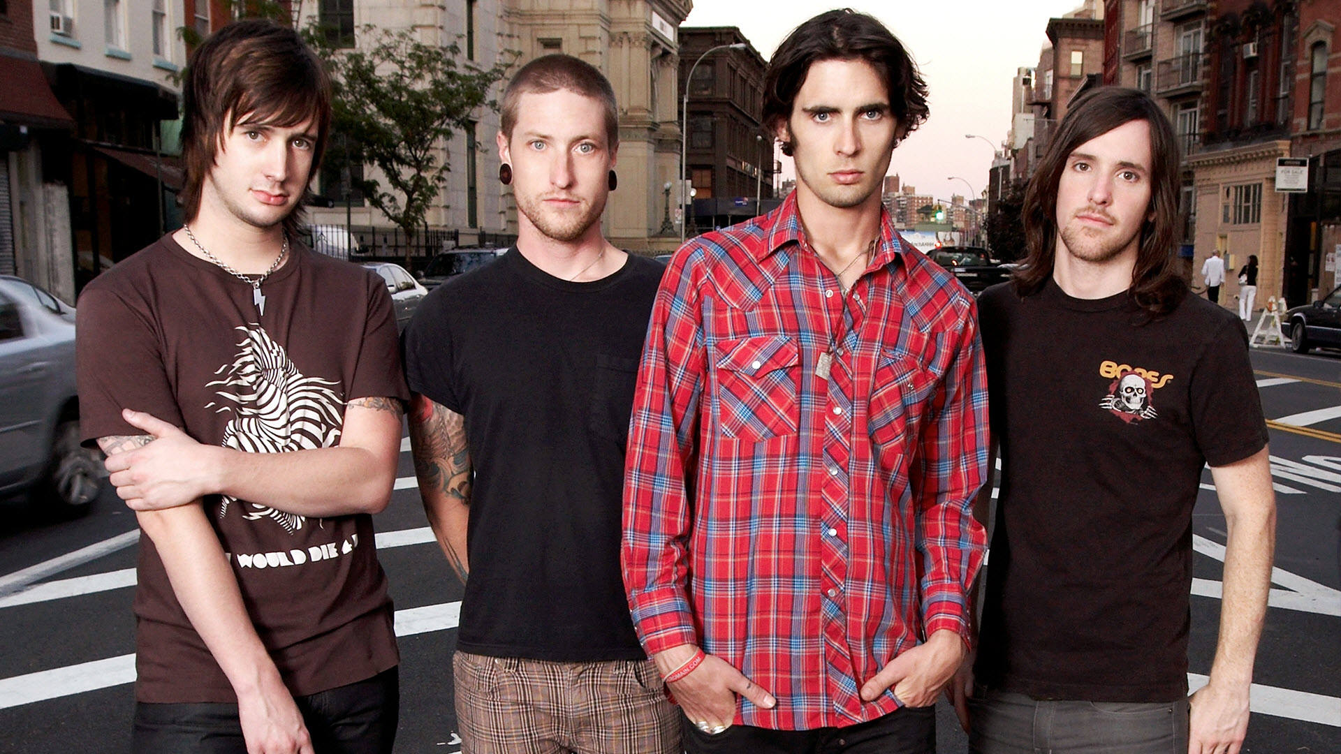 The All-american Rejects Backgrounds on Wallpapers Vista