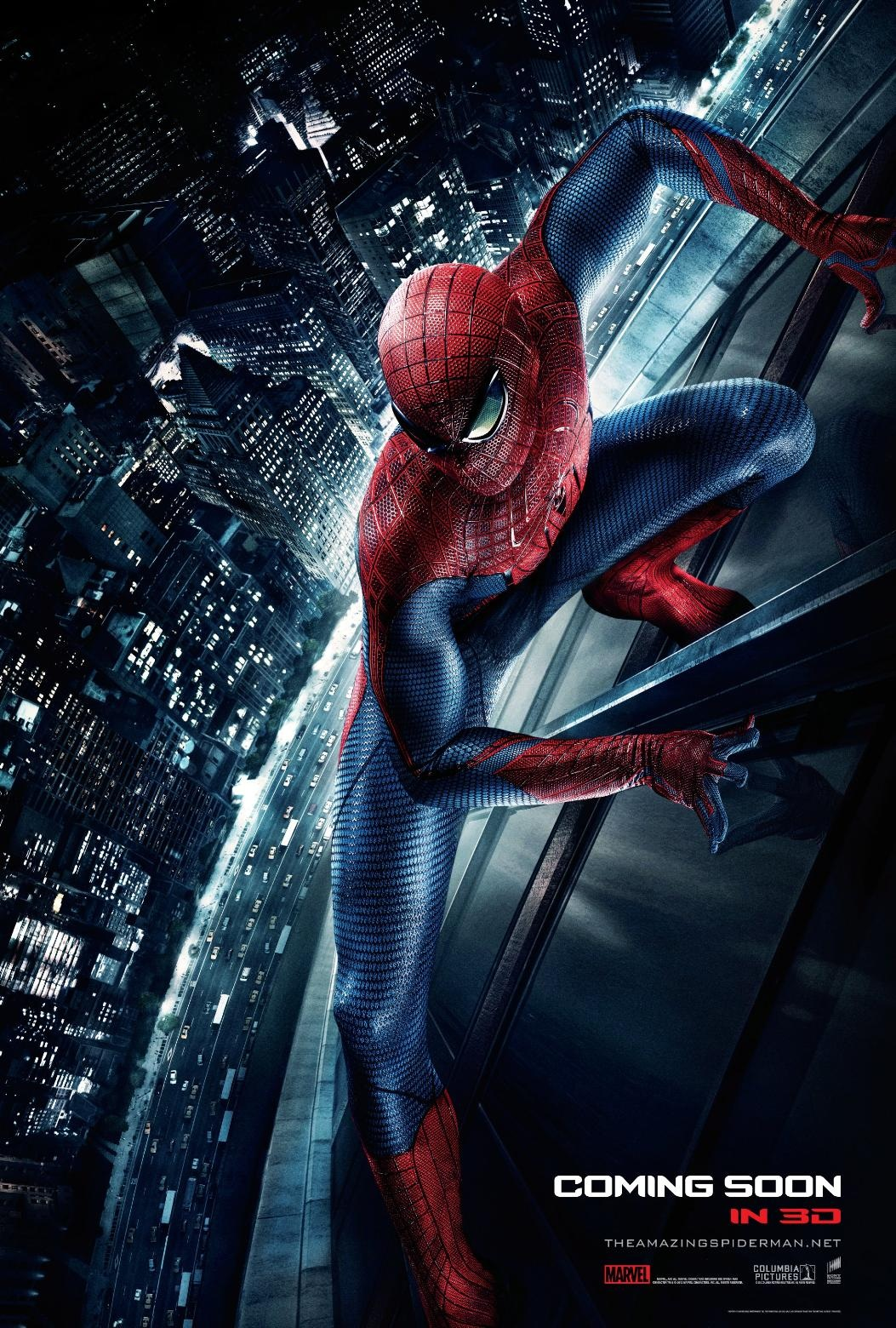 Images of The Amazing Spider Man   1053x1560