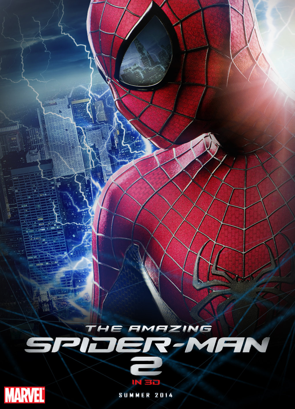 HQ The Amazing Spider Man Wallpapers   File 390.26Kb
