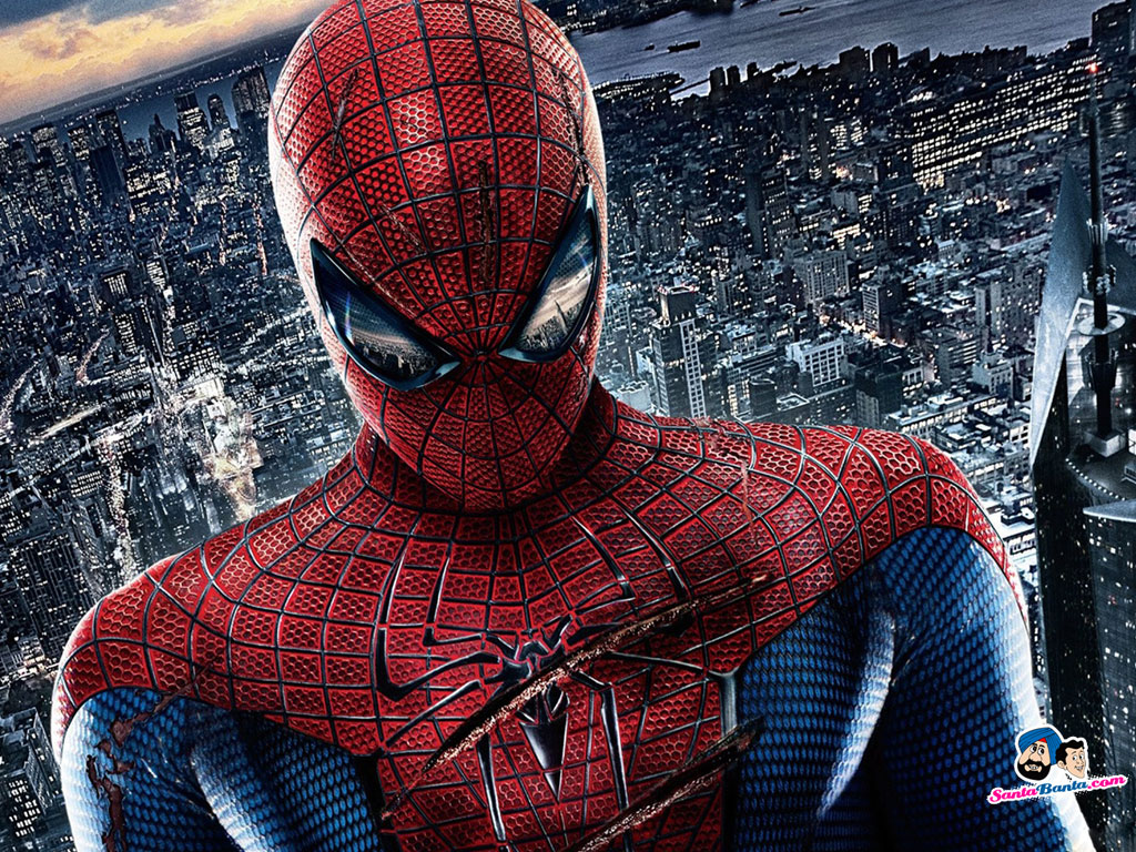 HQ The Amazing Spider Man Wallpapers   File 364.55Kb