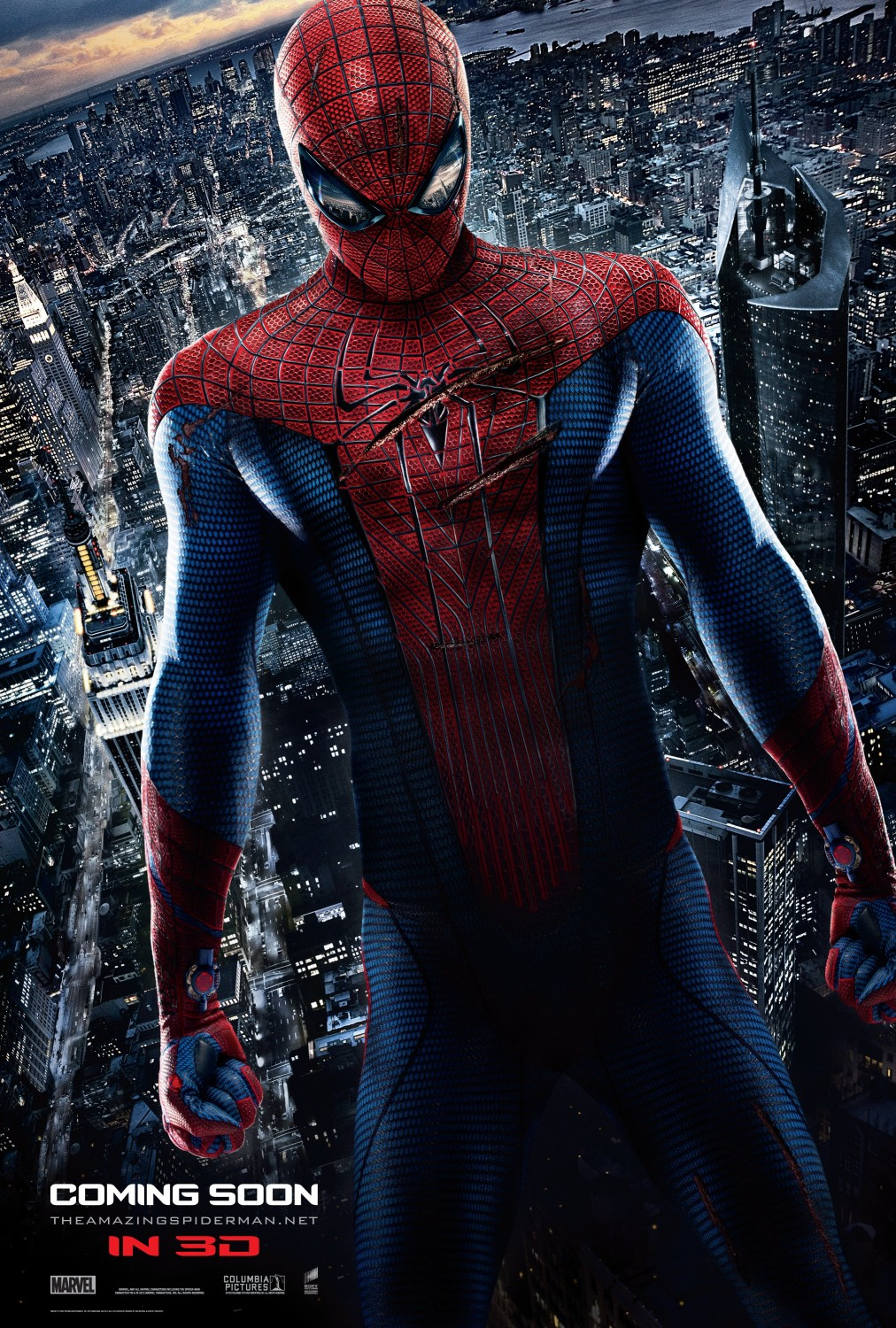 Images of The Amazing Spider Man   1012x1500