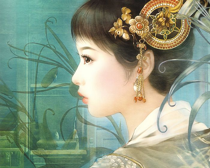 700x560 > The Ancient Chinese Beauty Wallpapers