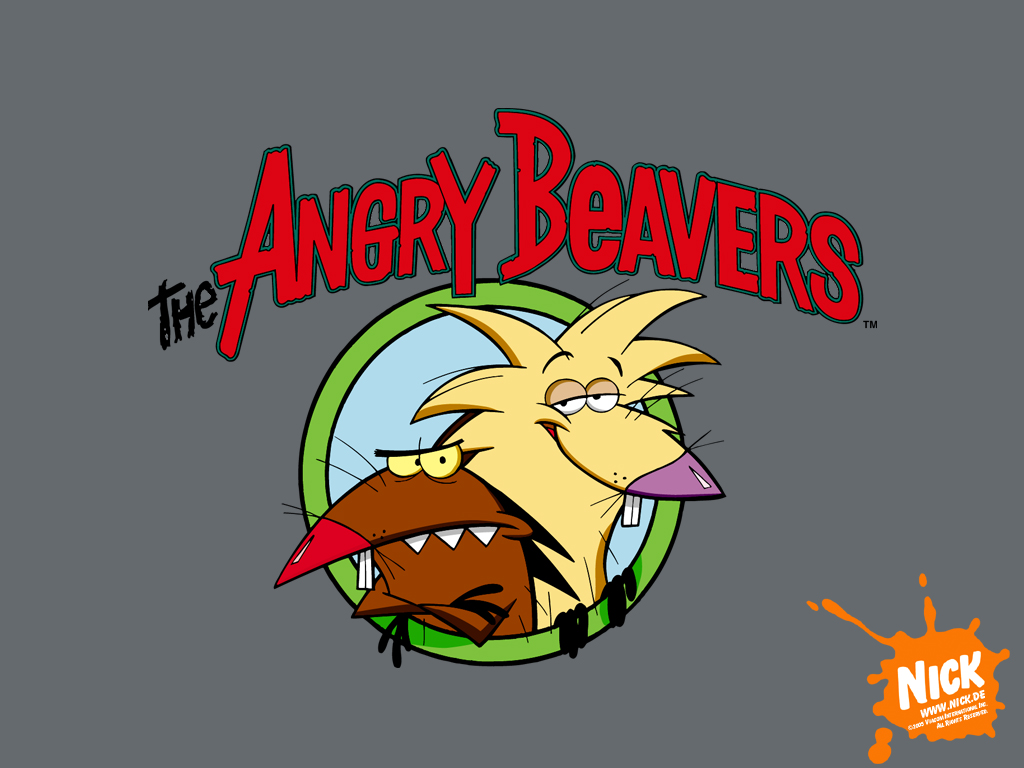 Nice wallpapers The Angry Beavers 1024x768px