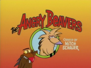 Images of The Angry Beavers   300x225