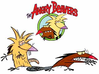 The Angry Beavers High Quality Background on Wallpapers Vista