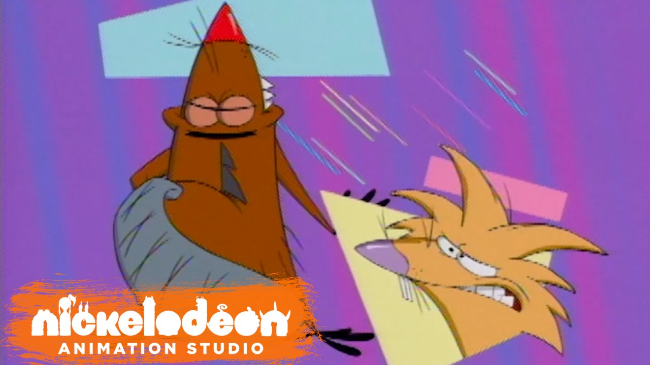 The Angry Beavers Pics, Cartoon Collection