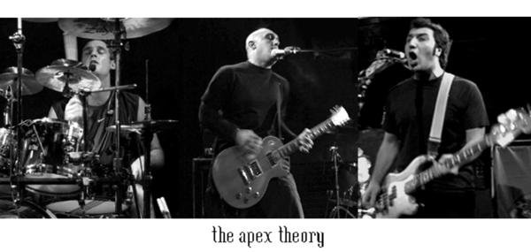 HD Quality Wallpaper | Collection: Music, 600x285 The Apex Theory