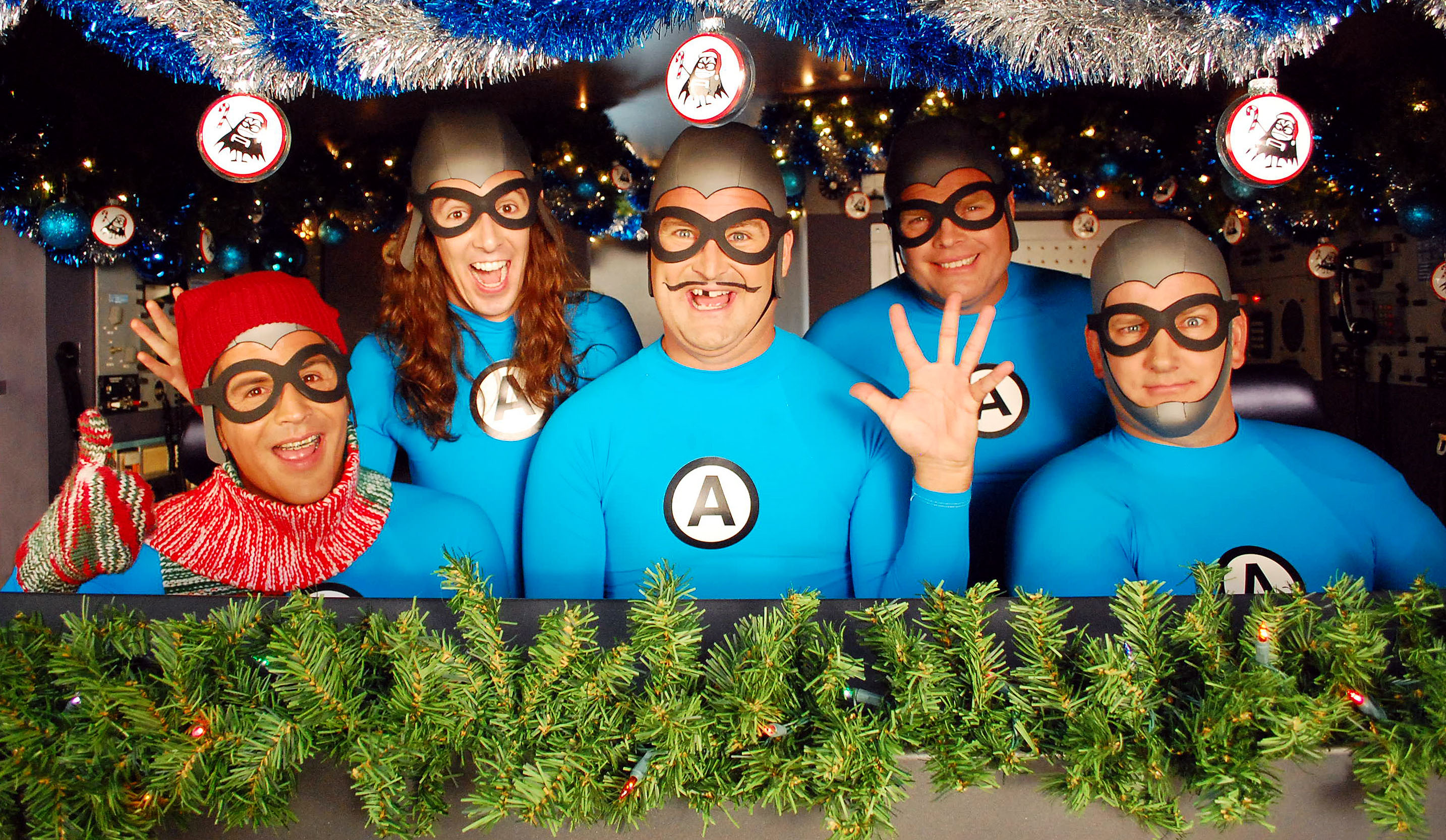The Aquabats Backgrounds, Compatible - PC, Mobile, Gadgets| 2867x1667 px