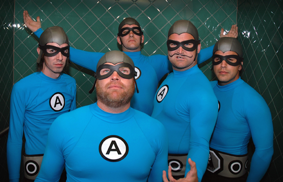 The Aquabats Backgrounds, Compatible - PC, Mobile, Gadgets| 580x374 px