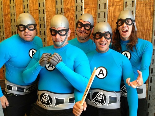 The Aquabats Pics, Music Collection