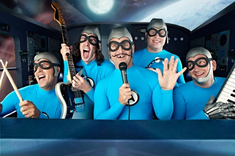 Nice Images Collection: The Aquabats Desktop Wallpapers