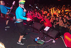 Nice wallpapers The Aquabats 250x168px