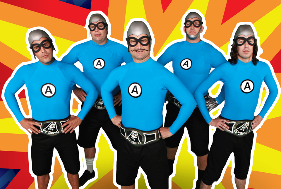 Amazing The Aquabats Pictures & Backgrounds