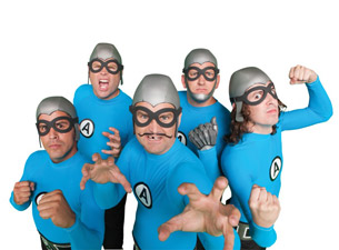 HQ The Aquabats Wallpapers | File 25.37Kb