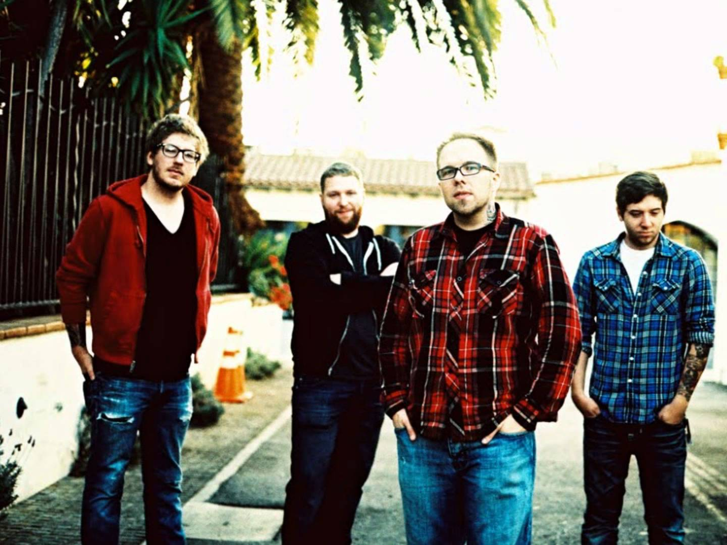 HD Quality Wallpaper | Collection: Music, 1440x1080 The Ataris