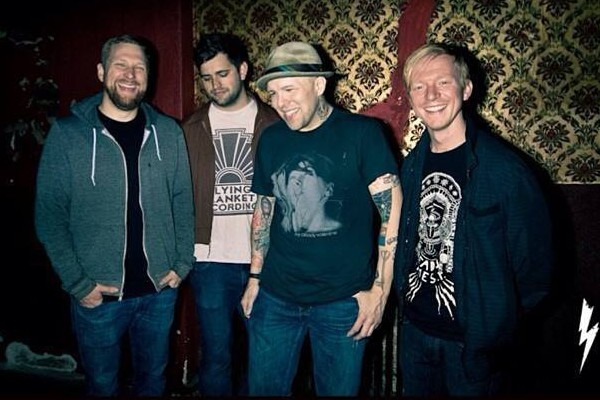HD Quality Wallpaper | Collection: Music, 600x400 The Ataris