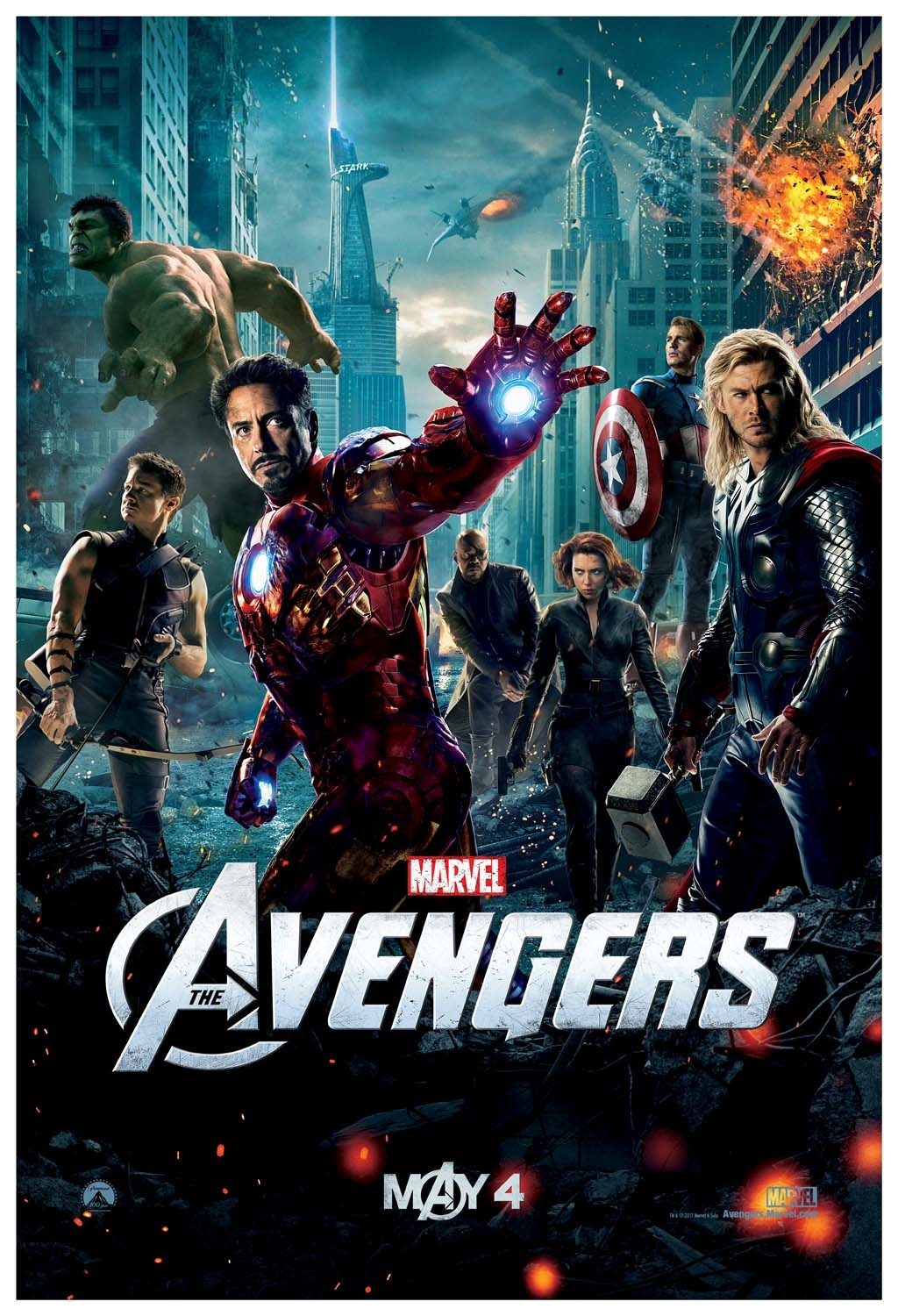 Nice Images Collection: The Avengers Desktop Wallpapers