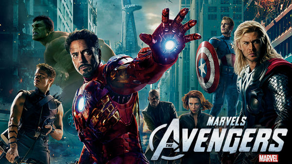 HD Quality Wallpaper | Collection: Comics, 600x337 The Avengers
