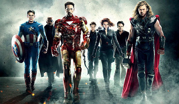 618x360 > The Avengers Wallpapers
