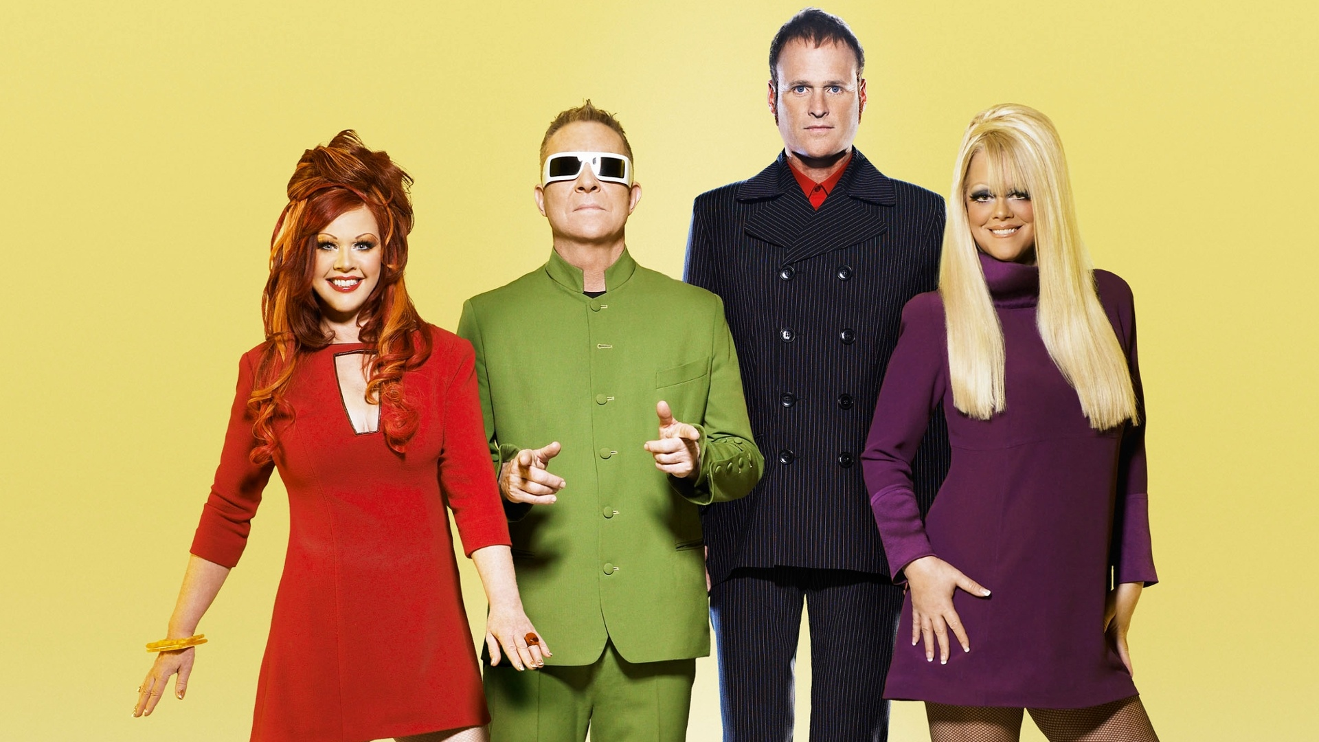 HQ The B 52s Wallpapers | File 500.3Kb