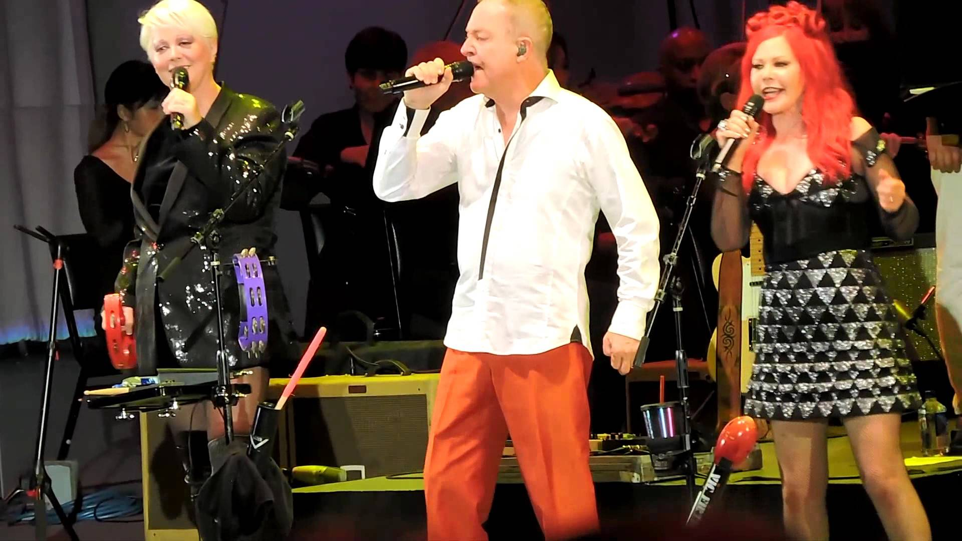 The B 52s #1