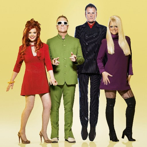 The B 52s #16