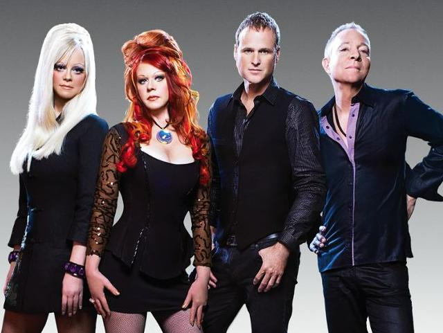 HD Quality Wallpaper | Collection: Music, 640x481 The B 52s