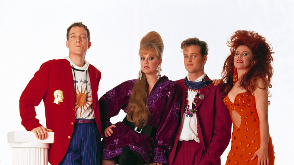 The B 52s #18