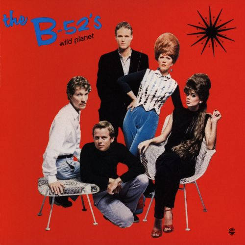 HD Quality Wallpaper | Collection: Music, 500x500 The B 52s