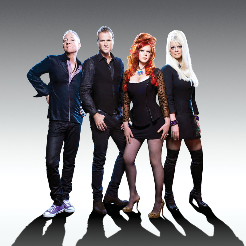HQ The B 52s Wallpapers | File 182.37Kb