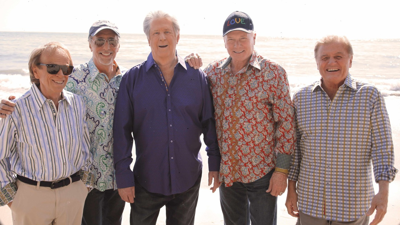 Nice wallpapers The Beach Boys 1400x787px