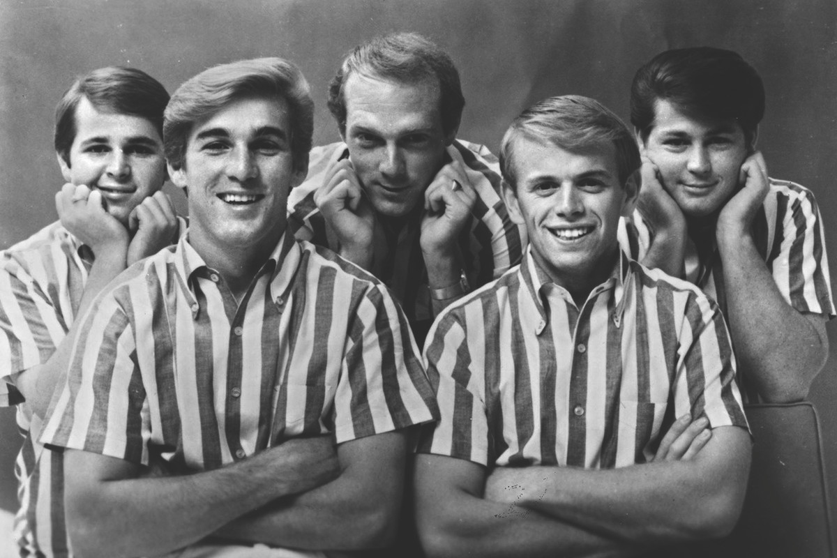 The Beach Boys Pics, Music Collection
