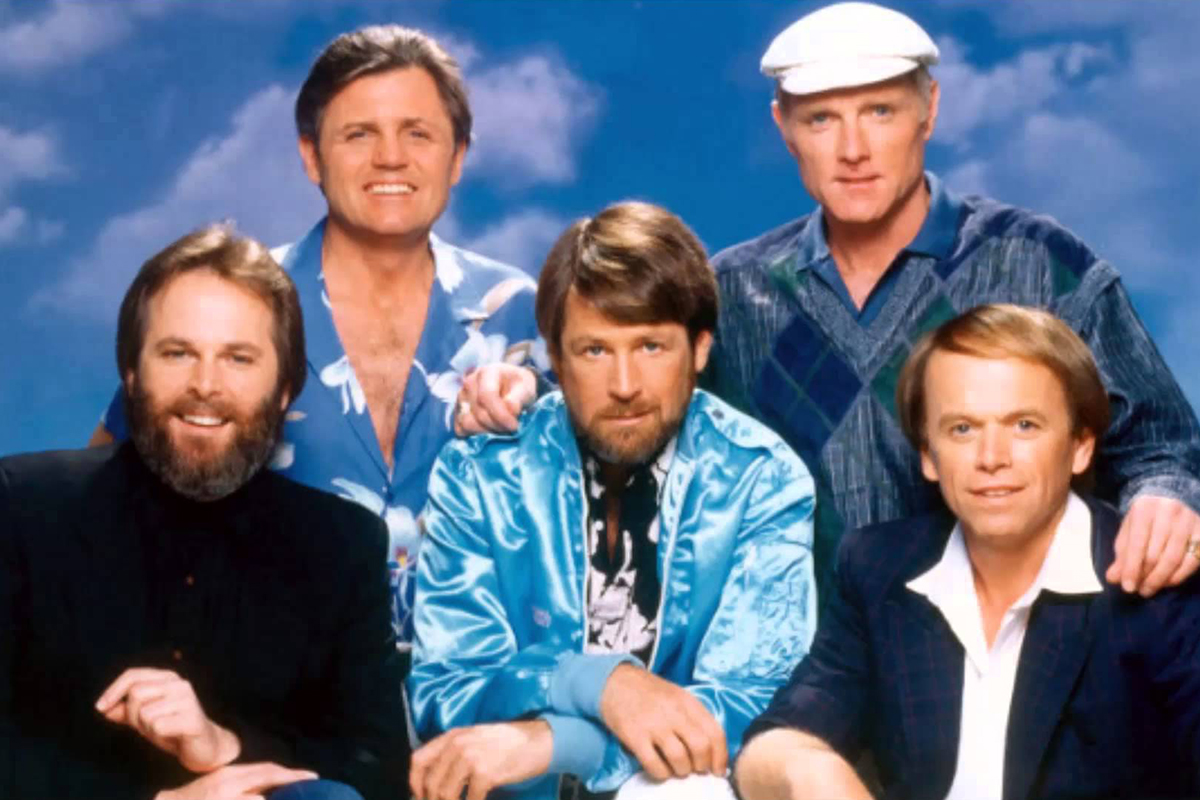 HD Quality Wallpaper | Collection: Music, 1200x800 The Beach Boys