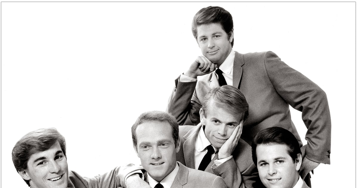 Nice Images Collection: The Beach Boys Desktop Wallpapers