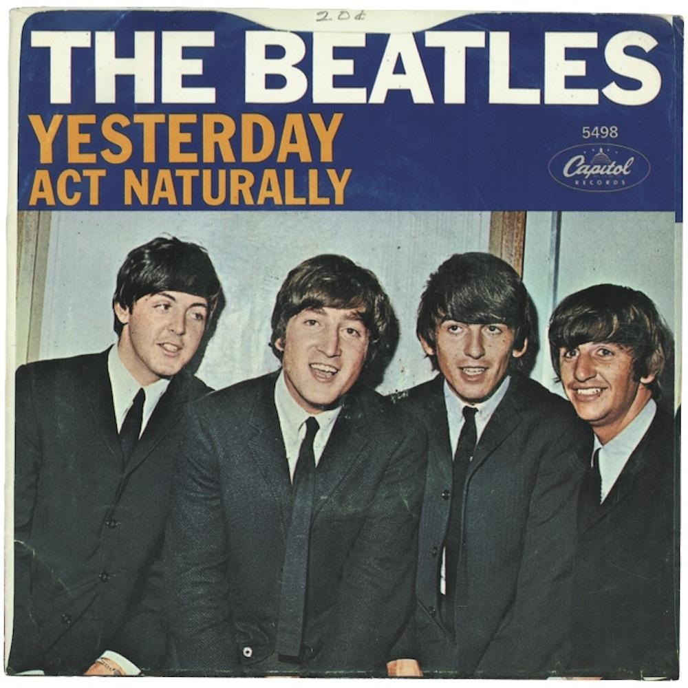 The Beatles Pics, Music Collection