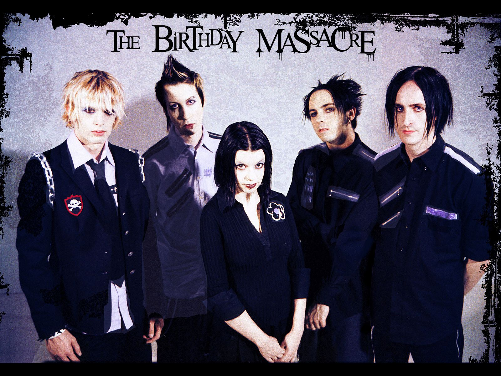 HD Quality Wallpaper | Collection: Music, 1600x1200 The Birthday Massacre