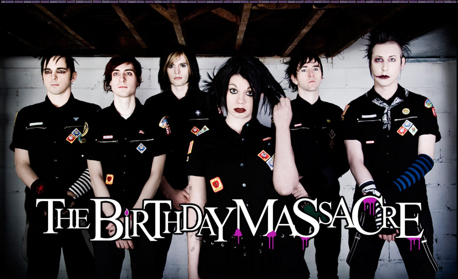 The Birthday Massacre Backgrounds on Wallpapers Vista