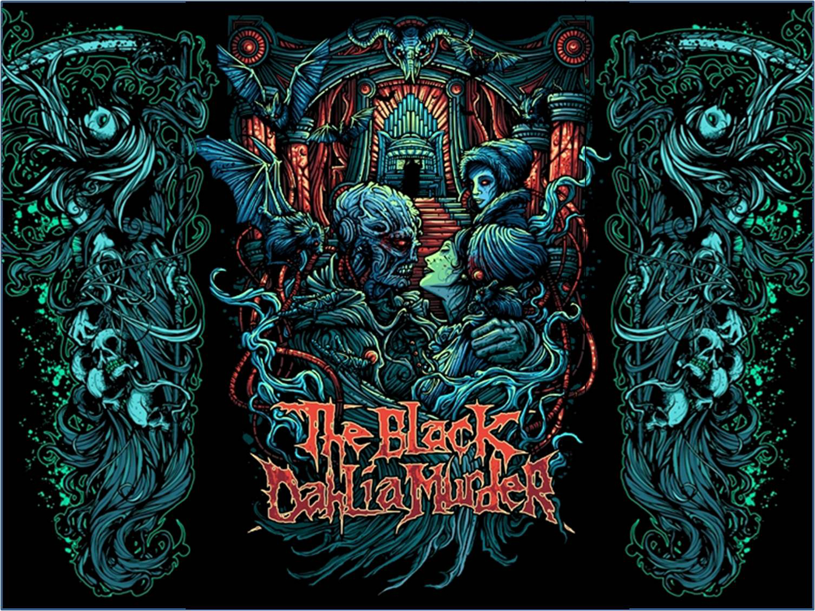 The Black Dahlia Murder #10