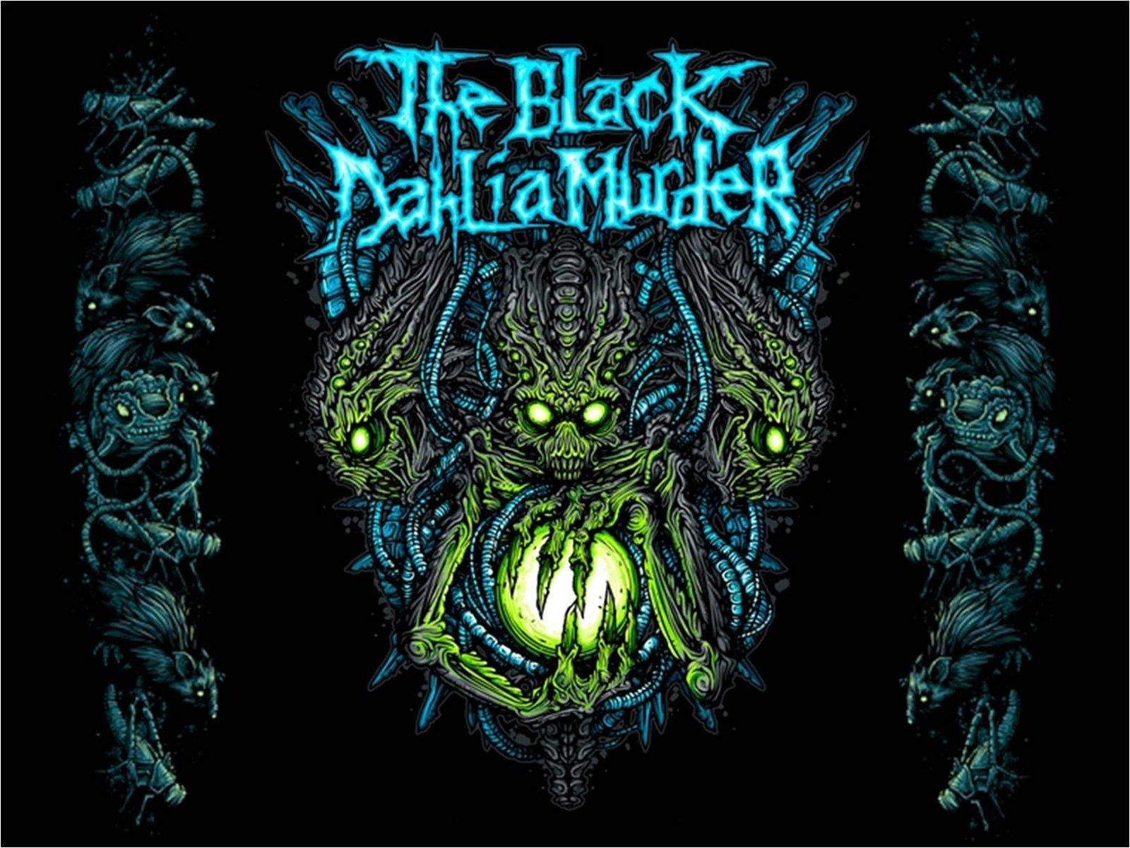 High Resolution Wallpaper | The Black Dahlia Murder 1600x1200 px